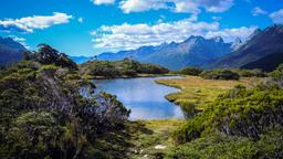 Find cheap flights from Luxembourg to New Zealand