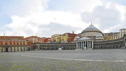 Naples hotels near Piazza del Plebiscito