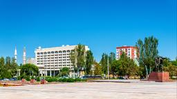 Find cheap flights to Kyrgyzstan