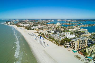 Saint Pete Beach hotels