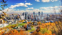 Montreal hotels near Les Cours Mont-Royal