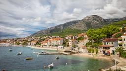 Find cheap flights from Auckland to Croatia