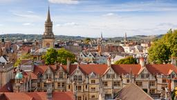 Oxford hotels near Merton College
