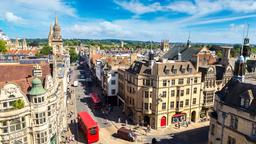 Oxford hotels near Exeter College