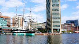 Baltimore hotels near USS Constellation