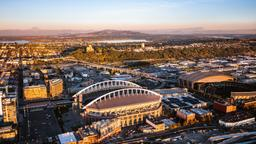 Hotels near Seattle Dragons vs. Los Angeles Wildcats
