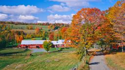Find cheap flights from Auckland to Vermont