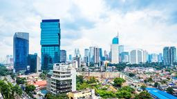 Find cheap flights from New Plymouth to Jakarta