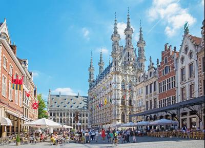 Leuven hotels