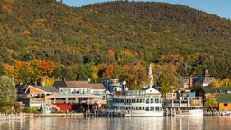 Lake George hotels near Lake George Shoreline Cruises