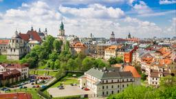 Hotels near Lublin airport