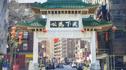 Boston hotels in Chinatown