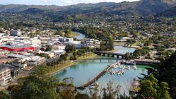 Find cheap flights from Oregon to Gisborne