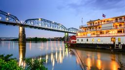 Chattanooga hotels near Creative Discovery Museum