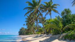 Find cheap flights from Auckland to the Cook Islands