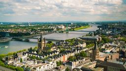 Find cheap flights from Auckland to Cologne