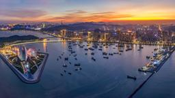 Find cheap flights from Auckland to Zhuhai