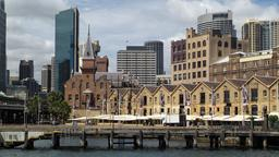 Sydney hotels in The Rocks