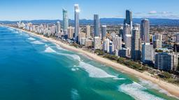 Find cheap flights from Napier to Gold Coast