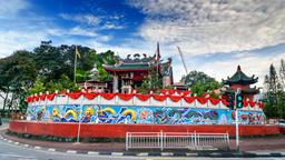 Kuching hotels near Tua Pek Kong