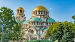 Sofia hotels near The St. Alexander Nevsky Cathedral