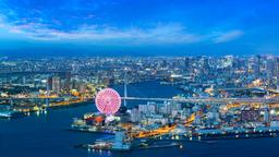 Osaka hotels near Umeda Sky Building Floating Garden Observatory