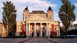 Sofia hotels near Ivan Vazov National Theatre