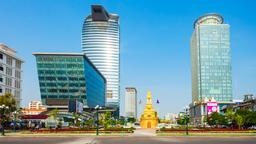 Phnom Penh hotels near BS Department Store