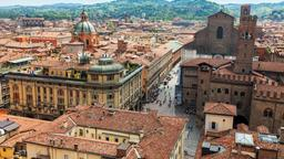 Bologna hotels near Galleria Cavour