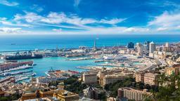 Genoa hotels near Parco dell'Acquasola