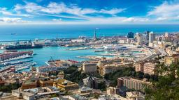 Hotels near Cristoforo Colombo Airport, Genoa