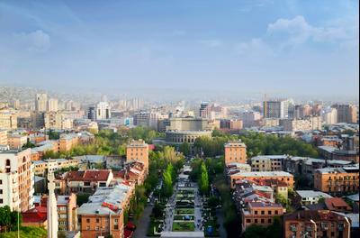 Yerevan hotels