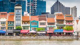 Find cheap flights from Christchurch to Singapore