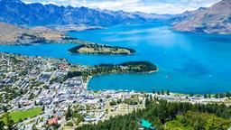 Find cheap flights from Maroochydore to Queenstown