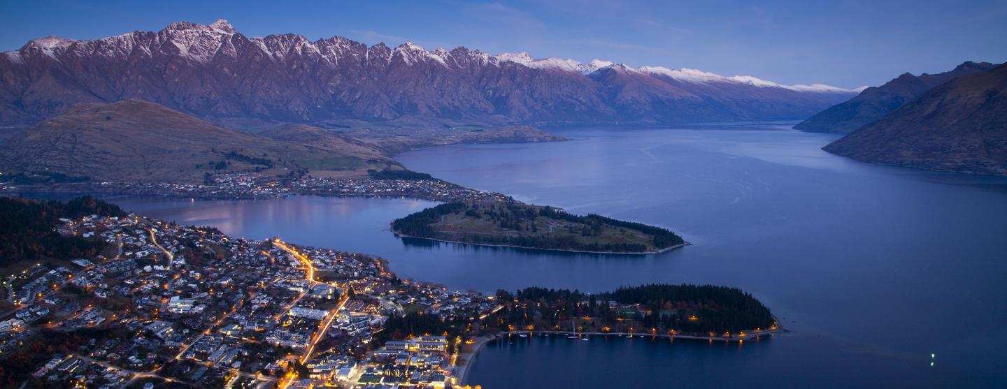Car Rental at Queenstown Intl Airport