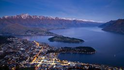 Find cheap flights from New Plymouth to Queenstown