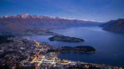 Find cheap flights from Detroit to Queenstown