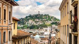 Find cheap flights to Quito