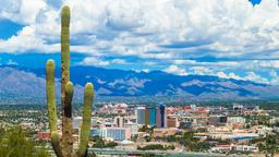 Find cheap flights to Tucson