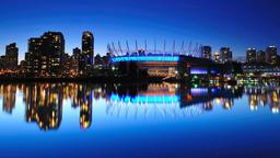 Vancouver hotels near BC Place Stadium