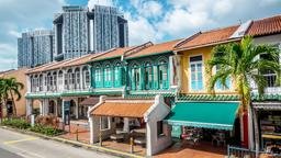 Find cheap flights from Blenheim to Singapore