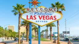 Find cheap flights from Auckland to Las Vegas