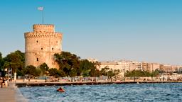 Thessaloniki hotels near Church of Agia Sophia