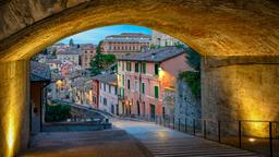 Perugia hotels near Santa Giuliana