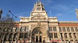 London hotels near Victoria and Albert Museum