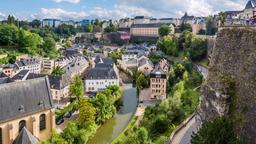 Luxembourg hotels near Place Guillaume II
