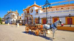 Find cheap flights to Sevilla