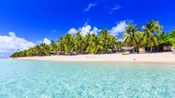 Find cheap flights from Timaru to Fiji