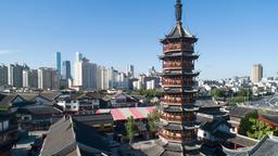 Find cheap flights to Wuxi
