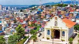 Find cheap flights to Guayaquil